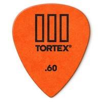Produktbild JIM DUNLOP 462P Tortex TIII Players 0,60mm Plektrum (Stück), orange