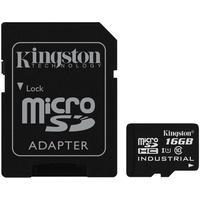 Produktbild Kingston Industrial microSD UHS-I 16GB (Speicherkarte)