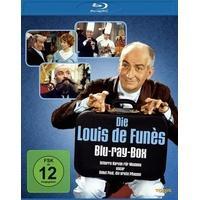 Produktbild Blu-ray Die Louis de Funes Blu-ray Box (3 Discs) OneSize