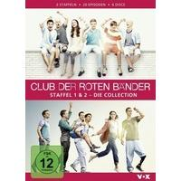 Produktbild DVD Club der roten Bänder, Staffel 1 & 2 - Die... OneSize