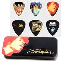 Produktbild JIM DUNLOP Hendrix Collector Electric Ladyland Box Collector Plektren, heavy (6 Stück