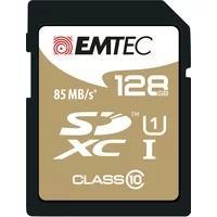 Produktbild Emtec ECMSD128GXC10GP SDXC Class 10 UHS-I U1 SDXC Speicherkarte, 128 GB, Class 10 / UHS-I
