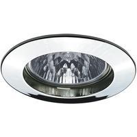Produktbild Paulmann 99356 Einbauleuchten-Set Premium Line Halogen 51 mm, Chrom, 4er Set
