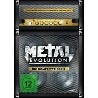 Produktbild DVD Metal Evolution - Die komplette Serie (3... OneSize