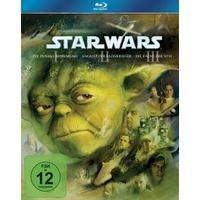 Produktbild Blu-ray Star Wars Trilogie: Episode I-III - Der Anfang OneSize