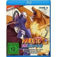 Produktbild Blu-ray Naruto Shippuden, Staffel 12 - Teil 1 Uncut... OneSize