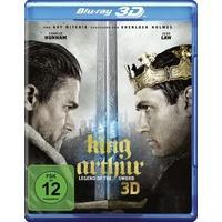 Produktbild Blu-ray King Arthur: Legend of the Sword (Blu-ray 3D)