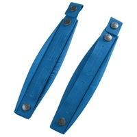 Produktbild Fjällräven - Kanken Mini Shoulder Pads - Schulterpolster Gr One Size blau