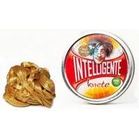 Produktbild Intelligente Knete Knetgummi, Glitzer goldfarben
