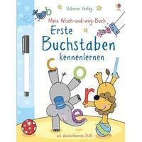Produktbild Mein Wisch-und-weg-Buch: Erste Buchstaben kennenlernen