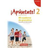 Produktbild ¡Apúntate! - Ausgabe 2008 - Band 2 - Mi cuaderno de gramática,