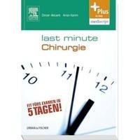 Produktbild Last Minute Chirurgie