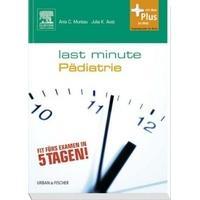 Produktbild Last Minute Pädiatrie