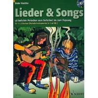 Produktbild Lieder & Songs