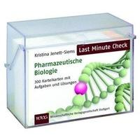 Produktbild Last Minute Check - Pharmazeutische Biologie