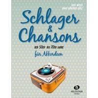 Produktbild Schlager und Chansons der 50er- bis 70er-Jahre