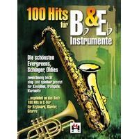 Produktbild 100 Hits für B- und Es-Instrumente