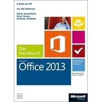 Produktbild Microsoft Office 2013 - Das Handbuch