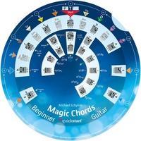Produktbild Magic Chords Gitarre, Drehscheibe