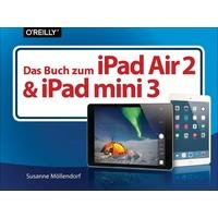 Produktbild Das Buch zum iPad Air 2 und iPad mini 3