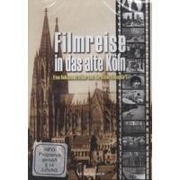 Produktbild DVD Filmreise in das alte Köln, 1 DVD OneSize