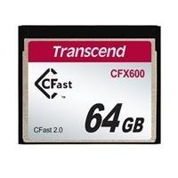 Produktbild Transcend TS64GCFX600 Cfast Cfast Speicherkarte, 64 GB