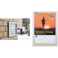 Produktbild FRANKEN Plakatrahmen ´Outdoor´, DIN A2, 25 mm Rahmenprofil