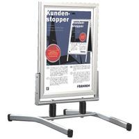 Produktbild Franken Kundenstopper »Outdoor Plus« A1, 73x115x105 cm
