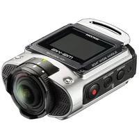 Produktbild Ricoh Wg-M2 kompakte und leichte Actioncam (4K-Video, 204 Grad Ultraweitwinkel-Objektiv) silber