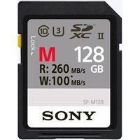 Produktbild SONY SDXC-Card 128GB UHS-II 260MB/s