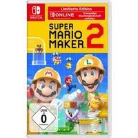 Produktbild Nintendo Super Mario Maker 2 Limited Edition Switch USK: 0