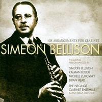 Produktbild Simeon Bellison's Arrangements for Clarinet