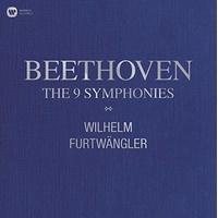 Produktbild Furtwängler,Wilhelm/Wiener Philharmoniker/SPO/OBF - Sinfonien 1-9 (Del