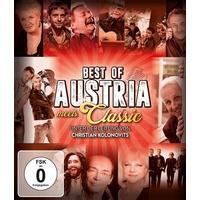 Produktbild Best Of Austria Meets Classic, 1 Blu-ray