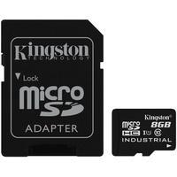 Produktbild Kingston Industrial microSD UHS-I 8GB (Speicherkarte)