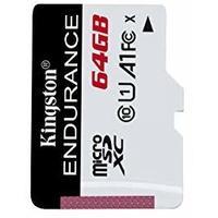 Produktbild Kingston SDCE/64GB HIGH Endurance Micro SDXC Class 10 UHS-I U1 A1