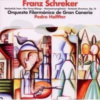 Produktbild Halffter,Pedro/Gran Canaria PO - Kammersinfonie/Nachtstück/Fantastic O