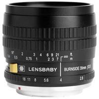 Produktbild Lensbaby Burnside 35 Fuji X
