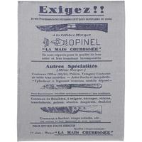 Produktbild Opinel Küchentuch, hell, Baumwolle, Jacquardmuster (Artikel-Nr.: 254363)