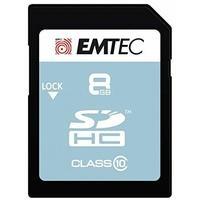 Produktbild Emtec Classic 8GB SDHC Klasse 10 (ECMSD8GHC10CG)
