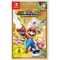 Produktbild Nintendo Switch Mario & Rabbids Kingdom Battle - Gold Edition