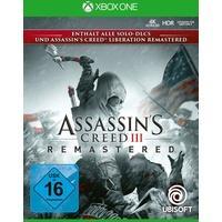 Produktbild Assassin's Creed III Remastered (Xbox One)
