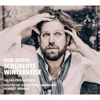 Produktbild Schuberts Winterreise, 1 Audio-CD