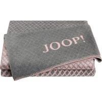 Produktbild Wohndecke »Diamond«, Joop!, mit Rauten, rosa, Mischgewebe, 150x200 cm 150x200 cm