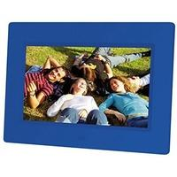 Produktbild Braun Photo Technik DigiFrame 709 blau