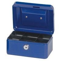 Produktbild MAUL Geldkassette Größe 1 blau
