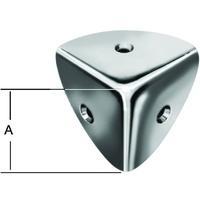 Produktbild Vormann - Kistenecke, hohe Form, H36, S0,9, Stahl verzinkt