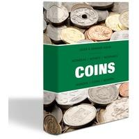 Produktbild Münzen-Taschenalbum COINS mit 8 Münzblättern für je 6 Münzen, laminiert