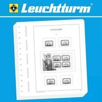 Produktbild LEUCHTTURM SF-Nachtrag Bundesrepublik Deutschland Rollenmarken mit EAN-Codefeldern 2017