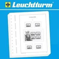Produktbild LEUCHTTURM SF-Nachtrag Bundesrepublik Deutschland Rollenmarken mit EAN-Codefeldern 2018
